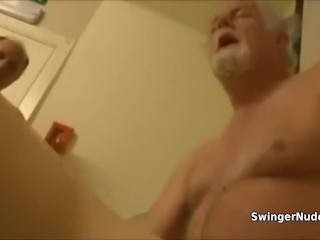 Real Swingers Swapping And Fucking
